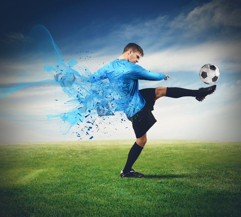 サッカー プレーヤー